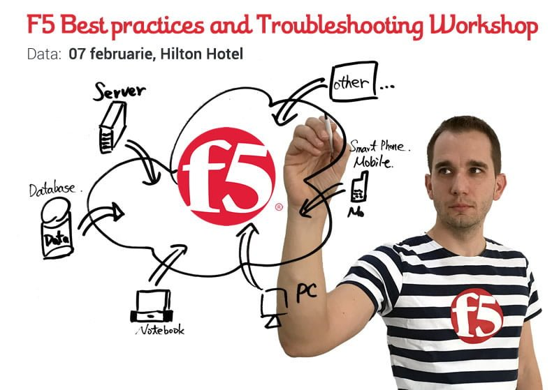 F5 Best Practices and Troubleshooting Workshop 5