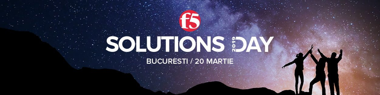 F5 Solutions Day