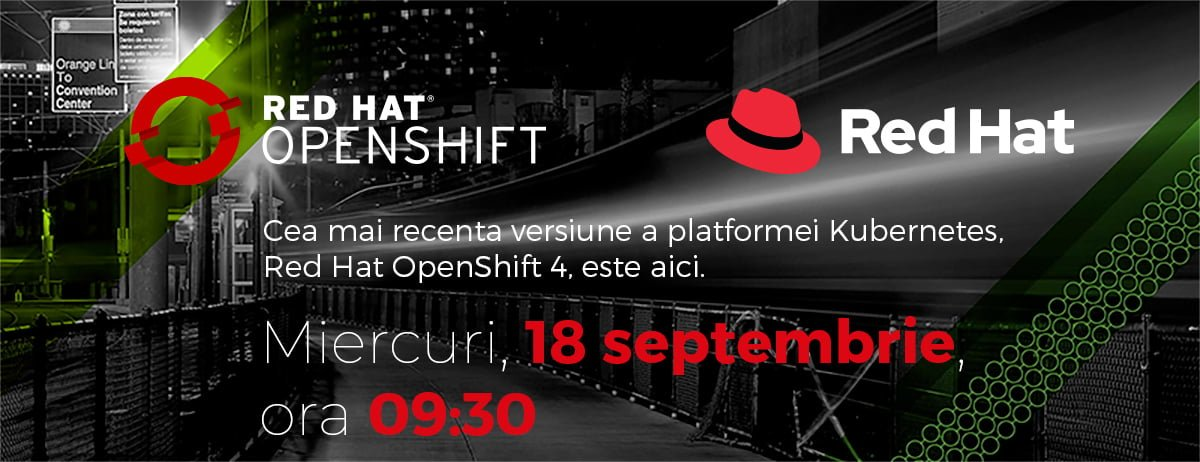 Red Hat OpenShift 4 Introduction Day for Partners
