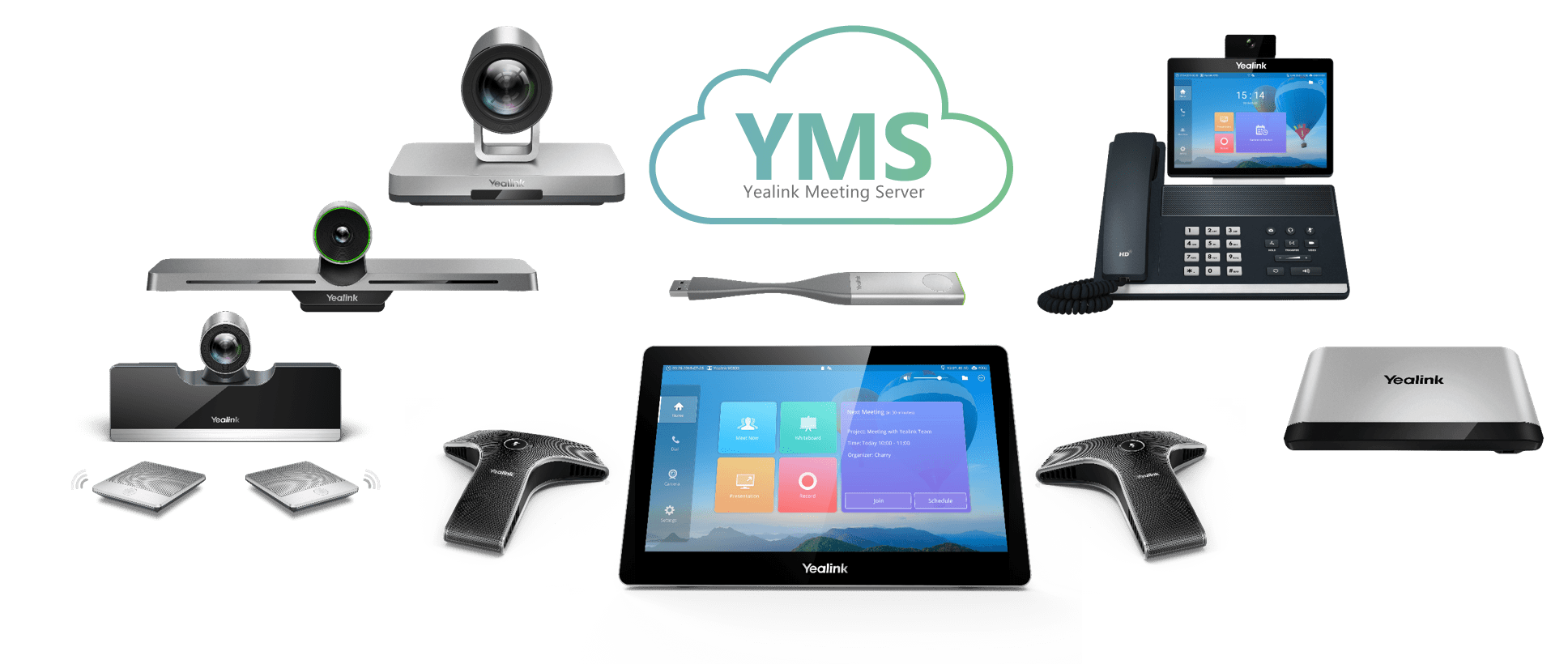 Yealink, One Stop Video Conferencing Solution - Incentive program 1