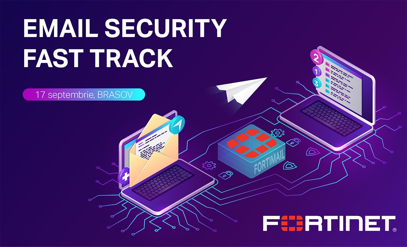 EMAIL SECURITY FAST TRACK - BRASOV