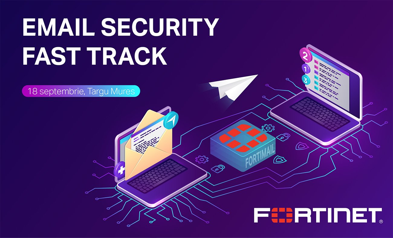 EMAIL SECURITY FAST TRACK - TARGU MURES