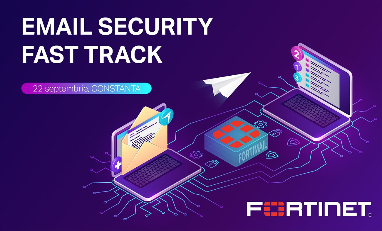 EMAIL SECURITY FAST TRACK - CONSTANTA