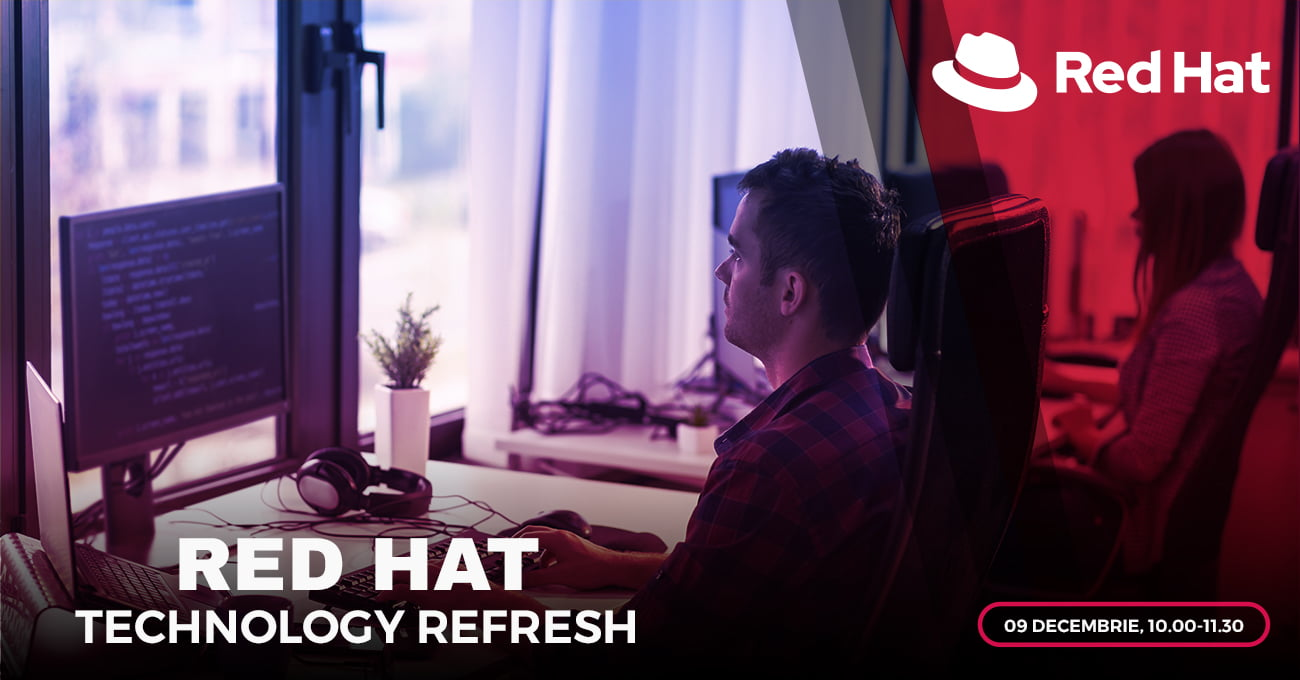 RED HAT Technology refresh
