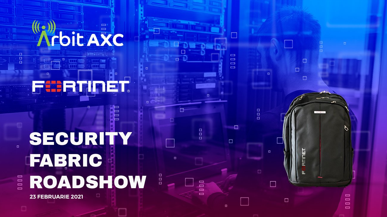 Security Fabric with Fortinet -  Arbit AXC