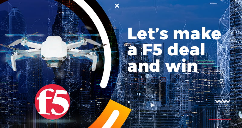 Let's make a F5 deal and win 1