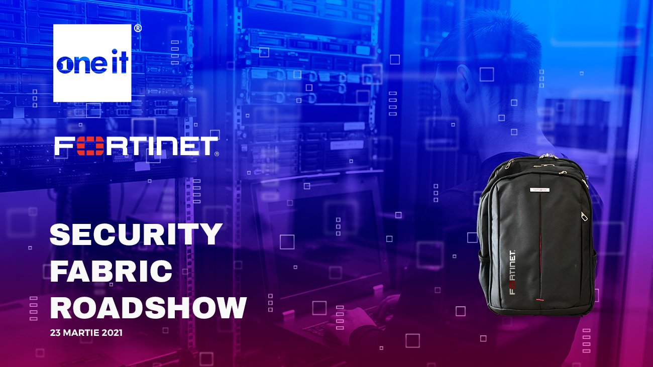 Security Fabric with Fortinet -  ONE IT